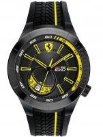 Ceas: Ceas barbatesc Scuderia Ferrari 0830340 RedRev Evo 46mm 5ATM