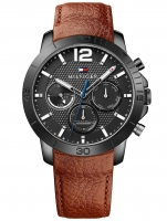 Ceas: Ceas barbatesc Tommy Hilfiger 1791269 Functii Multiple 44mm 5ATM