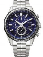 Ceas: Citizen AT8218-81L Eco-Drive Funkuhr Chronograph 44mm 10ATM