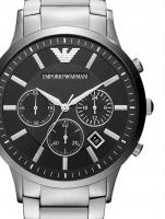 Ceas: Emporio Armani AR2460 Renato Chronograph Herren 46mm 5ATM