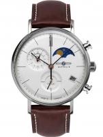 Ceas: Ceas barbatesc Zeppelin 7198-4 Rome Cronograf 41mm 5ATM