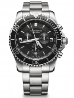 Ceas: Ceas barbatesc Victorinox 241695 Maverick Cronograf  43mm 10ATM
