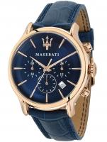 Ceas: Ceas barbatesc Maserati R8871618007 Epoca Cronograf 42mm 10ATM