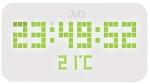 Ceas: JVD SB2178.2 Digitaluhr