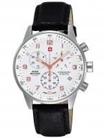 Ceas: Ceas barbatesc Swiss Military SM34012.11 Cronograf 5 ATM, 41mm