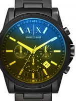 Ceas: Ceas barbatesc Armani Exchange AX2513 Outerbanks Chrono 44mm 10ATM