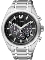 Ceas: Ceas barbatesc Citizen Eco-Drive Super Titan Chrono CA4010-58E 43 mm 100M
