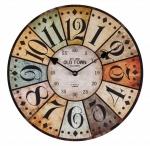 Ceas: Ceas de perete Antique HOME 7308