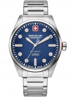 Ceas: Ceas barbatesc Swiss Military Hanowa 06-5345.7.04.003 Mountaineer 42mm 10ATM