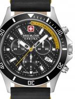 Ceas: Ceas barbatesc Swiss Military Hanowa 06-4337.04.007.20 Flagship Racer 42 mm 10ATM