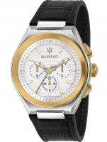Ceas: Ceas barbatesc Maserati R8871639004 Triconic Cronograf 43mm 10ATM