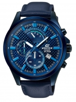 Ceas: Ceas barbatesc Casio EFV-530BL-2AVUEF Edifice Chrono. 45mm 10ATM
