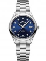Ceas: Ceas de dama Rotary LB05092/05/D Oxford   32mm 5ATM