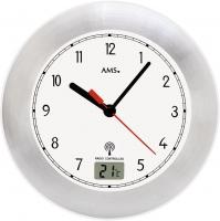 Ceas: AMS 5920 moderne Funkwanduhr für das Badezimmer - Serie: AMS Design