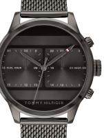 Ceas: Ceas barbatesc Tommy Hilfiger 1791597 Dual Time  44mm 5ATM