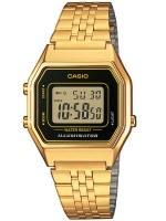 Ceas: Ceas barbatesc Casio LA680WEGA-1ER Unisex Collection 3 ATM 28 mm