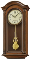 Ceas: Ceas de perete Seiko QXH066B Clasic cu Pendul
