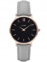 Ceas: Ceas de dama Cluse CL30018 Minuit  33mm 3ATM