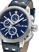Ceas: TW-Steel CE7008 CEO Adesso Chronograph 48mm 10ATM