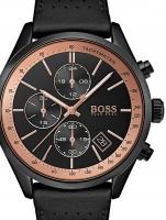 Ceas: Ceas barbatesc Hugo Boss 1513550 Grand Prix Cronograf  44mm 3ATM