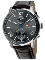 Ceas: Ceas barbatesc Tommy Hilfiger 1791309 Functii Multiple 44mm 5ATM