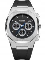 Ceas: Ceas barbatesc D1 Milano CHRJ01 Module Cronograf 42 mm  5ATM