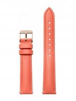 Ceas: Cluse Ersatzband CLS364 [16 mm] orange m. rosé Schließe
