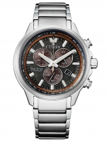 Ceas: Ceas barbatesc Citizen AT2470-85H Super-Titanium Eco-Drive Cronograf 40mm 10ATM