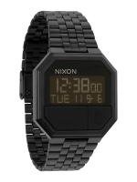 Ceas: NIXON Re-Run A-158-001 All Black Digitale Unisexuhr