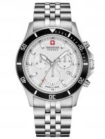 Ceas: Ceas barbatesc Swiss Military Hanowa 06-5331.04.001 Flagship Chrono II
