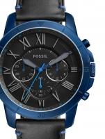 Ceas: Ceas barbati Fossil FS5342 Grant  Chrono 44mm 5ATM