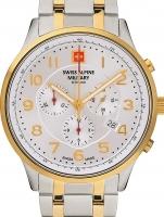 Ceas: Ceas barbatesc Swiss Alpine Military 7084.9142 Cronograf 43mm 10ATM