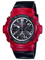 Ceas: Ceas barbatesc Casio AWG-M100SRB-4AER G-Shock