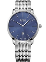 Ceas: Ceas barbatesc Hugo Boss 1513261 Swiss-Made 42mm 3ATM Saphir