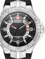 Ceas: Ceas barbatesc Swiss Military Hanowa 06-4327.13.007.07 Seaman 45mm 5ATM