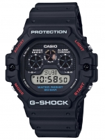 Ceas: Ceas barbatesc Casio DW-5900-1ER G-Shock 46mm 20ATM