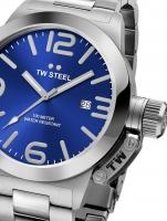 Ceas: Ceas barbatesc TW-Steel CB11 Canteen Bracelet 45mm 10ATM
