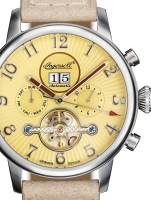 Ceas: Ceas barbatesc Ingersoll IN1103SCR Cochise  Automatic 45mm 10ATM