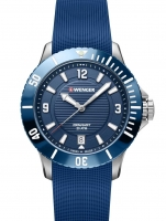Ceas: Ceas de dama Wenger 01.0621.112 Seaforce  36mm 20 ATM