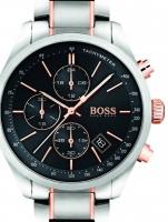 Ceas: Ceas barbatesc Boss 1513473 Grand Prix Chrono  44mm 3ATM
