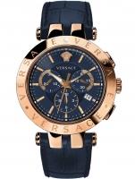 Ceas: Ceas barbatesc Versace VERQ00120 V-Race Cronograf 42mm 5ATM