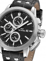 Ceas: Ceas barbatesc TW-Steel CE7001 CEO Adesso Chrono. 45mm 10ATM