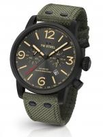 Ceas: Ceas barbatesc TW-Steel MS124 Maverick Cronograf 48mm 10ATM