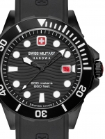 Ceas: Ceas barbatesc Swiss Military Hanowa 06-4338.13.007 Offshore Diver 44 mm 10ATM
