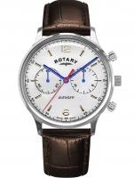Ceas: Ceas barbatesc Rotary GS05203/70 Avenger Cronograf 38mm 5ATM