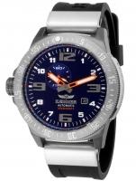 Ceas: Ceas barbatesc Haemmer HD-100 Navy Diver II Dark Ocean 48mm 30ATM