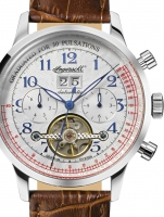 Ceas: Ceas barbatesc Ingersoll IN2002WH Quebec Automatic 44mm 5ATM