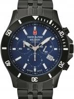 Ceas: Ceas barbatesc Swiss Alpine Military 7022.9175 Cronograf 42mm 10ATM