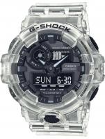 Ceas: Casio GA-700SKE-7AER G-Shock men`s 52mm 20ATM