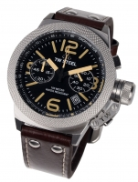 Ceas: Ceas barbatesc TW-Steel CS33 Canteen Cronograf 45mm 10ATM